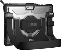 UAG Plasma Microsoft Surface Go Book Case Wit
