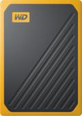 WD My Passport Go 500GB Black / Yellow
