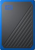 WD My Passport Go 1TB Black / Blue