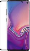 Azuri Protège-écran Incurvé Verre trempé Galaxy S10e Noir