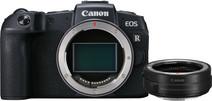 Canon Boîtier EOS RP + Adaptateur EF-EOS R
