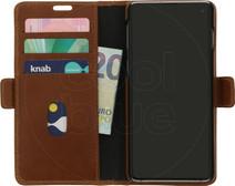 DBramante1928 Lynge Samsung Galaxy S10 Book Case Bruin