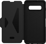 OtterBox Strada Samsung Galaxy S10 Plus Book Case Black