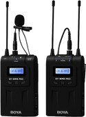 Boya UHF Duo Lavalier Microphone Wireless BY-WM8 Pro-K1