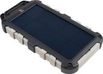 Xtorm Batterie Externe Robust Charger Solar 10 000 mAh Noir