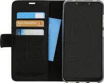 Azuri Wallet Bookcase Magnétique Xiaomi Pocophone F1 Noir
