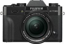 FujiFilm X-T30 Black + XF 18-55mm f/2.8-4.0 R LM OIS
