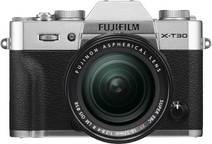 FujiFilm X-T30 Silver + XF 18-55mm f/2.8-4.0 R LM OIS