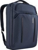"""Thule Crossover 2 Convertible 15"""" Dress Blue 25 L"""