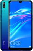 Huawei Y7 (2019) Dual Sim Blauw