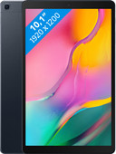 Samsung Galaxy Tab A 10.1 (2019) 32GB WiFi + 4G Black