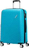 American Tourister Valise à 4 roulettes Visby 76 cm Light Blue
