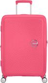 American Tourister Soundbox Valise à 4 roulettes extensible 67 cm Hot Pink