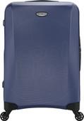 Samsonite Valise à 4 roulettes NCS Klassik 69 cm Blue