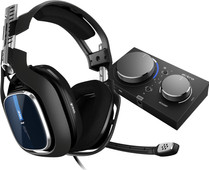 Astro A40 TR Black + MixAmp Pro TR PS4