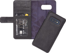 Decoded Leather 2-in-1 Wallet Samsung Galaxy S10e Zwart
