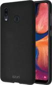 Azuri Flexible Sand Samsung Galaxy A20e Back Cover Zwart