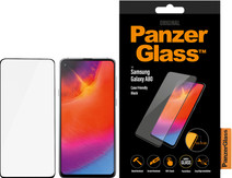 PanzerGlass Case Friendly Samsung Galaxy A80 Screen Potector Glass Black