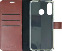 Valenta Booklet Gel Skin Huawei P30 Lite Bruin Leer
