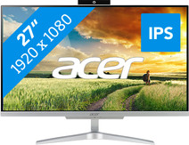 Acer Aspire C24-865 I8630 BE All-in-One