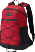 Dakine WNDR Pack Crimson Red 18 L