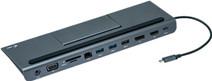 i-tec USB-C 4K Metal Low Profile Docking Station
