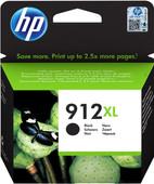 HP 912XL Zwart (3YL84AE)