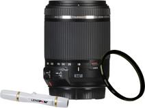 Tamron 18-200 mm f/3.5-6.3 Di II VC Canon EF-S + Filtre UV 62 mm + Stylo de nettoyage Elit