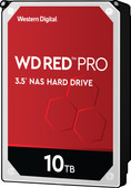 WD Red Pro WD101KFBX 10 To