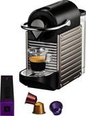 Krups Nespresso Pixie Titanium XN304T10