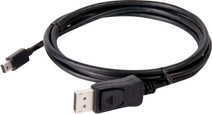 Club 3D Mini DisplayPort naar DisplayPort 1.4 2 meter