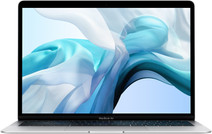 "Apple MacBook Air 13,3"" (2019) MVFL2FN/A Zilver Azerty"