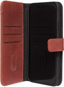 Decoded Book case 2-en-1 Cuir Apple iPhone 11 Brun