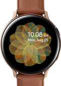 Samsung Galaxy Watch Active2 Gold / Brown 44mm Stainless Steel
