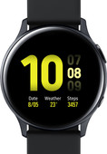 Samsung Galaxy Watch Active2 Zwart 40 mm Aluminium