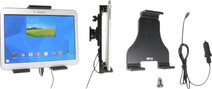 Brodit Universal Car Holder for Tablets 18 - 23 centimeters with Charger
