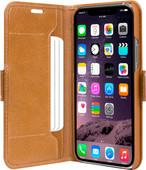 DBramante1928 Copenhagen Apple iPhone 11 Book Case Leer Bruin