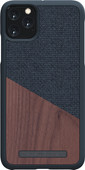 Nordic Elements Frejr Apple iPhone 11 Pro Max Back Cover Grijs/Hout