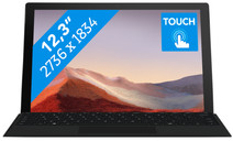 Microsoft Surface Pro 7 - i7 - 16 Go - 512 Go Noir