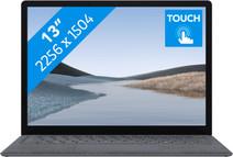 "Microsoft Surface Laptop 3 13"" i5 - 8 Go - 128 Go Platine Azerty"