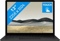"Microsoft Surface Laptop 3 13"" i5 - 8 Go - 256 Go Noir Azerty"