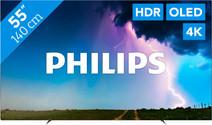 Philips 55OLED754 - Ambilight