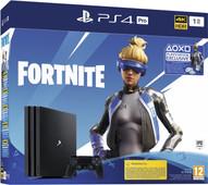 Sony PlayStation 4 Pro 1 TB Fortnite Bundel