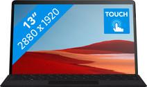 Microsoft Surface Pro X - 16 Go - 256 Go Noir