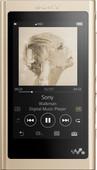 Sony NW-A55L Goud
