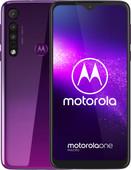 Motorola One Macro Mauve