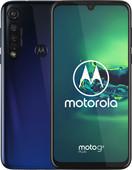 Motorola Moto G8 Plus Bleu
