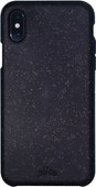 Pela Eco Friendly iPhone Xs Max Back Cover Zwart