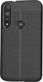 Just in Case Soft Design TPU Motorola Moto G8 Plus Back Cover Zwart