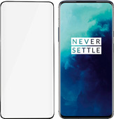 PanzerGlass Case Friendly OnePlus 7T Pro Screenprotector Glas Zwart
